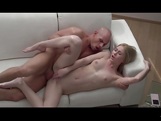 hot fucking with nice blonde girl