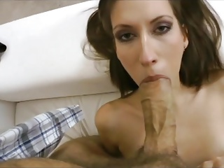 Skinny russian girl destroyed by very huge cock